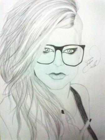 Avril Lavigne por Ciela